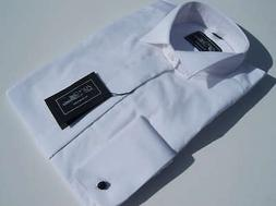 PAGE BOY WHITE WEDDING SHIRT WING COLLAR FOR SUIT SUITS AGE