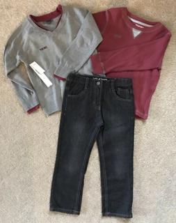 DKNY 3-Piece Set For Boys In Size 4t NWT