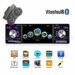 "4.1"" Car Stereo Radio MP5 Player USB AUX FM MP3 Single 1 Din"
