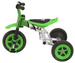 Kawasaki Tricycle, 10 inch Wheels, suspension forks, Boy's T