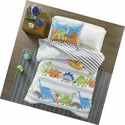 Mi-Zone Kids Dinosaur Dreams Twin Kids Bedding Sets For Boys
