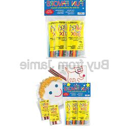 Wikki Stix Party Favor Pak, Pack of 15 Molding & Sculpting S
