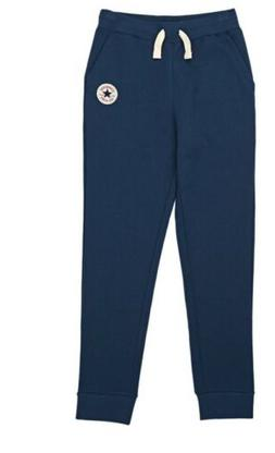 Converse All Star Boys Sweat Pants Size 6 Blue Retail For $3