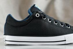 CONVERSE ALL STAR CHUCK TAYLOR black white shoes for boys NE