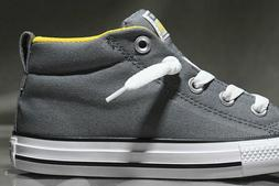 CONVERSE ALL STAR CHUCK TAYLOR  STREET shoes for boys NEW, U