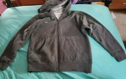 Champion Authentic Full Zip Hoodie for Boys Size 7