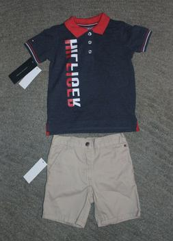 Tommy Hilfiger Baby Boys 2 Piece Set  - Size 24 Months - NWT