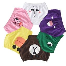 Baby Cotton Kids Briefs Boy Girls Panties For 3-8T Children'