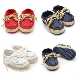Baby Infant Kid Shoes Boy Girl Soft Sole Sneaker Toddler Sho