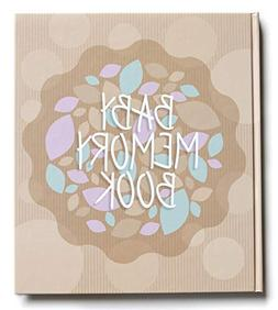 Baby Journal and Memory Book For First Year & Pregnancy   Si