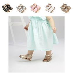 Baby Sandals For Girls And Boys With Angel Wings Patterned T