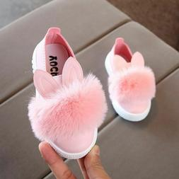 Baby Shoes for Boy Girl Non-slip Kids Shoes Leather Kids Sne