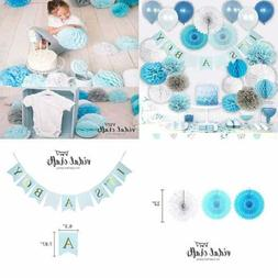 Baby Shower Decorations For Boy Its A Party Decor Complete K