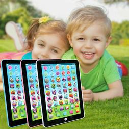 Baby Tablet Educational Toys For 1-6 Year Old Toddler Girls