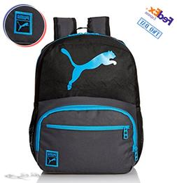 b0b76e2c1a Puma backpack for boys girl lunch box in black good for trav