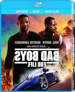 Bad Boys For Life Blu-ray+DVD+Digital Brand New Sealed With