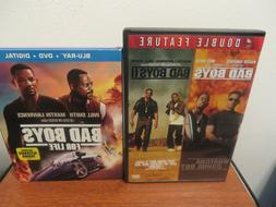 Bad Boys For Life  & Bad Boys 1 & 2 Double Feature