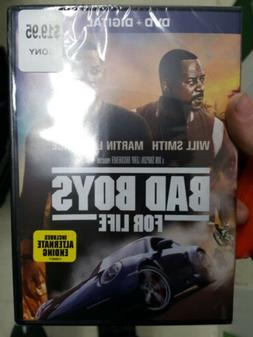 Bad Boys For Life NEW DVD * ACTION COMEDY * PRE-ORDER 4/21/2