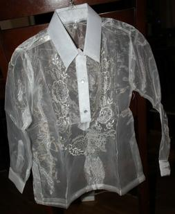 BARONG TAGALOG FOR BOYS SIZE 14 APPROX. FIT TO 7-8 YEARS OLD