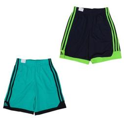 Adidas Basketball Athletic Shorts for Boys - Elastic Waistba
