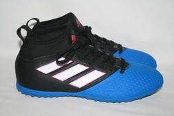 BOYS ADIDAS 17.3 BLUE/BLACK SHOES - SEE LISTING FOR SIZES