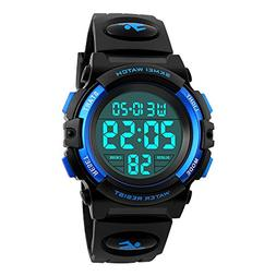 Mico Boys Digital Watch for Teen Boys, Girl Watch Toys for 6