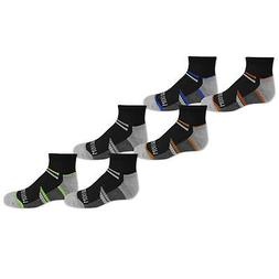 Fruit of the Loom Boys Everyday Active Ankle Socks 6 Pairs