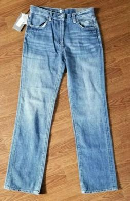 Boys Seven 7 For All Mankind Jeans Stretch SIZE 14 STANDARD