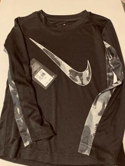 Boys Nike Shirt Small Dri-fit NWT For a 4-5 Year Old