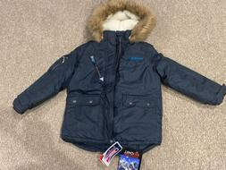 Boys Winter Jacket Size 10/12 - NWT - Big Chill Brand