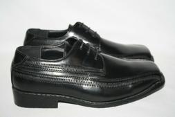 BOYS YOUTH STACY ADAMS BLACK DRESS SHOES - SEE LISTING FOR S