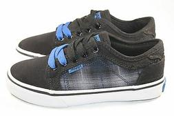 BOYS YOUTH HAWK BLUE/BLACK SHOES - SEE LISTING FOR SIZES