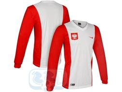 BPOL145js: Poland Nike Supporters Tee Kids - Boys Jersey for