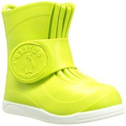 Butler Overboot, Rain Boots for Girls and Boys, Bright Lime,