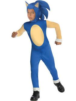 Child's Sonic The Hedgehog Generations Boy Costume