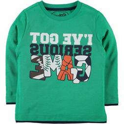 Civil Boy I Got Game Printed Sweat for Toddler Boys