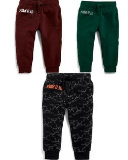 Clearance Hot Sale Old Navy Logo-Graphic Joggers for Toddler