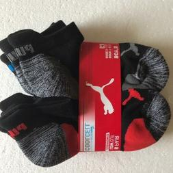 Puma Coolcell Low Cut Ankle Socks 7-8.5 or 9-11