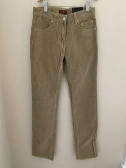 7 For All Mankind Corduroy Pants Boys size 12 Skinny NWT