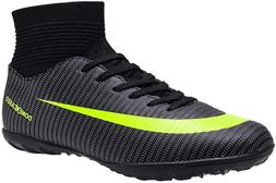 DoneXcaseo CR Indoor Soccer Shoes for Boys - Soccer Shoes Hi