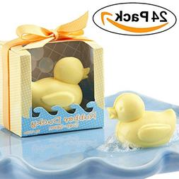 Cutest Duck Gift Soap Favors for Rubber Ducky Theme Baby Sho