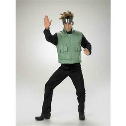Costumes For All Occasions Dg6472J Kakashi Dlx Chld Jacket 1