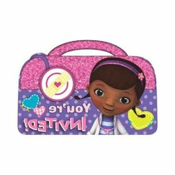 Doc McStuffins Birthday Party Invitations Cards Supply , Pin