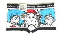 Dr. Seuss Boy Shorts for Girls size 6  Zippidy Kids