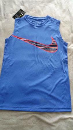 dri fit sleeveless top for boys style