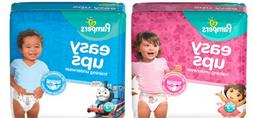 Pampers Easy Ups for Boys and Girls Size 2T/3T, 3T/4T, 4T/5T
