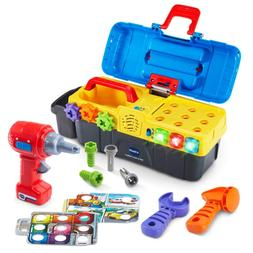 Educational Toys For Boys Toddler Kids Children Toolbox Play