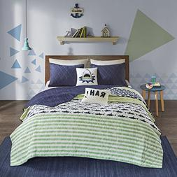 Urban Habitat Kids Finn Full/Queen Bedding Sets Boys Quilt S