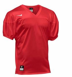 NIKE Football Practice Jersey Youth M Red. Photo is Black It