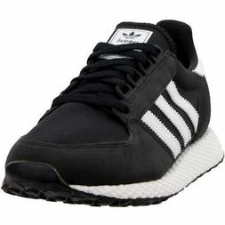 adidas Forest Grove Junior Sneakers Casual    - Black - Boys